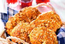 Brote/Brötchen/Teig und andere Leckereien