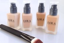 LOLA Face Make-Up / LOLA Face products
