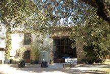 La Ferme des Sablons - Sarrians (Provence) / www.lafermedessablons.fr Chambre d'hôtes de charme! A découvrir absolument