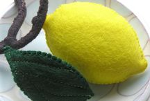 felt foods - lemon