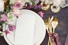 wedding theme inspiration / weddings