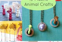 animal wall craft