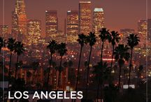 Los Angeles / What's it like to live in Los Angeles? From the Hollywood Hills to Venice Beach, we're house hunting in L.A.!