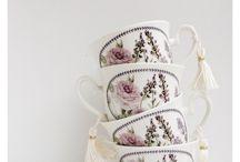 * Tea Time * / delicious Teas and gorgeous teacups !