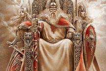 Slavs.Vikings.spirituality.magic.traditions,ritual,
