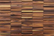 Wood Textured Wall / Recycled wall textures