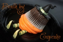 Halloween cupcakes / by Shelley Holt