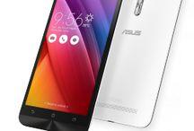 Asus okostelefon / Asus ZenFone 2 Laser ZE550KL-1B086WW Fehér Okostelefon