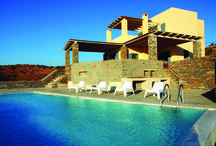 Villa Melita #Kea #Greece #Island / The Kea Villas complex consists of 11 accommodation units, namely: The four Honeymoon Suites: Sunset Suite, Pool Suite, Astra Suite, Harmony Suite; The two Superior Villas: Villa Waterfront and Villa Deep Blue.