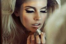 60's hair and makeup
