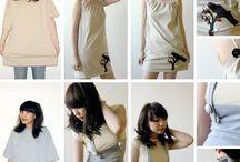 Fashion / Pattern & Sewing