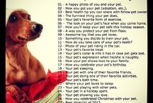 30-Day Photo Challenge / Join us during our 30-day photo challenge.