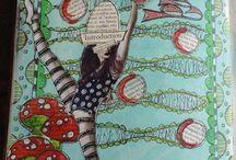Art Journaling / by Laura Almanza