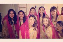 Bridesmaids Asian Indian Punjabi