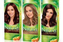 Naturia Color / Marzysz, aby zachować najpiękniejsze kolory natury we włosach? Wystarczy sięgnąć po jeden z 21 odcieni farb do włosów Naturia Color. Nie bez powodu to jedne z najchętniej kupowanych farb w Polsce. Dlaczego? Przekonaj się sama!