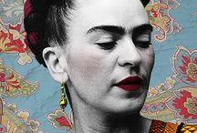 Frida ♡ / by Fefe Psico