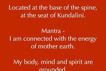 1st Root Chakra / Muladhara