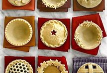 Tartes et tourtes | Tarts and pies