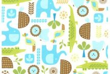 The Wild Bunch Flannel Fabric / Flannel fabric at discoverfabric.com