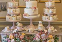 Wedding Cakes / Washingborough Hall's favourite wedding cake inspiration. / by Washingborough Hall Hotel