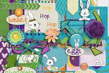 Egg Painting Zone - Kit