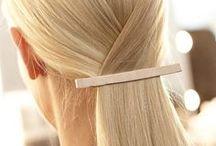 Inspirations coiffures / Nos accessoires s'accordent et apportent la touche d'éclat à tous types de coiffures