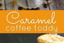 Caramel Bailes coffee