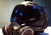 cool helmits