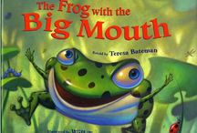 Frog and Toad Storytime