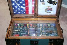 Military retirement party ideas....... / by Sherry Brenton