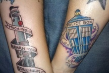 Tattoos / by Michelle Zimmerman Huff