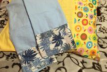 Criações na costura / Minhas criações