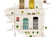 maps / by Jen Davidson