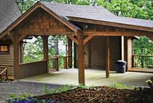 Carport / by Cynthia Busse