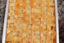 empadão de frango cobertura