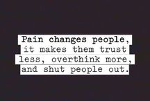 Sometimes Being Strong is the Only Choice