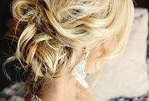 Wedding Hair and Makeup Ideas / Hair and Makeup
