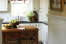 Kitchens & Dining rooms / by Tamra Alexander Cook / The Gilded Barn