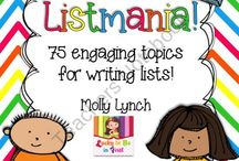 Writing Themes & Ideas / by Rebecca Lashmett