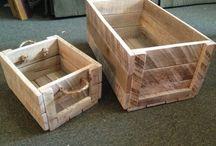 cassetta legna