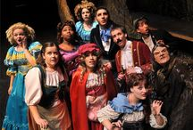 Into The Woods Costumes