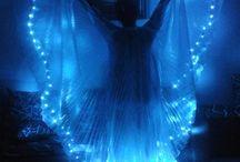 led valot tekstiileissä