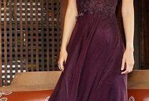 vestido longo cor marsala