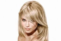 Blonde whimsical