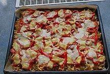 Nudelpizza