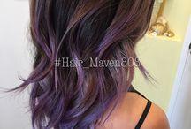 Lavender Hair?