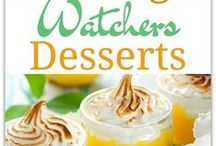 Weight Watcher desserts