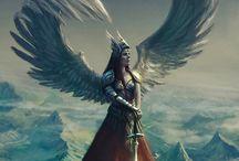 ANGELS WARIORS