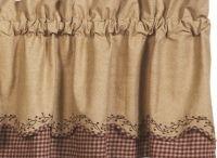 Prim curtains