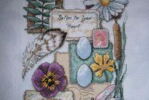 Mój haft krzyżykowy - My cross stitch